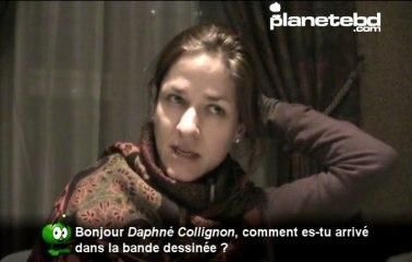 Vidéo de Daphné Collignon