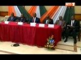 Le Ministre Hamed BAKAYOKO annonce officielement la visite d'Etat du Président ADO dans la région des savanes