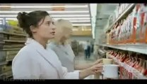 Dunkin Donuts Coffee Girl Kimberly Irion - Commercial Break