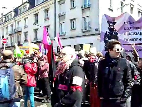 Gay pride anti fa 2013 Tours