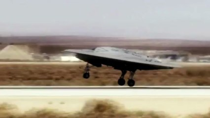 Drone de combat  X-47B
