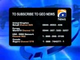 Lies of Brigadier Imtiaz in Jirga - 2 (Sept 2009)
