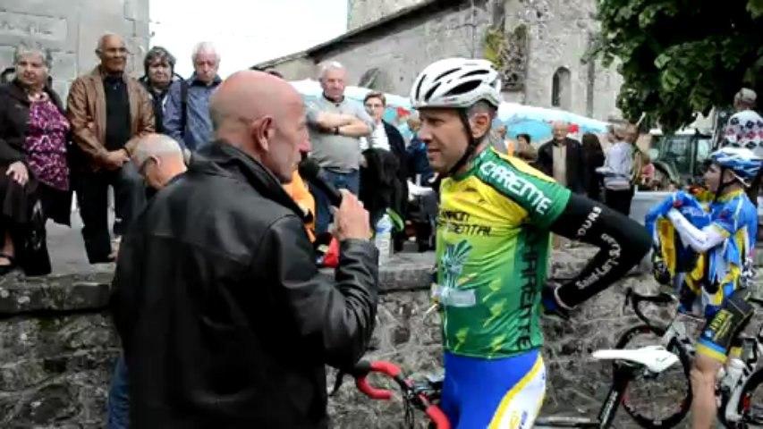 26 mai 2013 Course cycliste Saint-Estèphe 1ere et 2ème catégorie