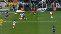 TFC-Montpellier Le second but de Wissam Ben Yedder