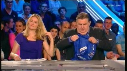 [S.C. Bastia] Présentation des nouveaux maillots dans le CFC