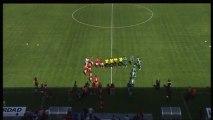 Liga Adelante  Murcia 0 Ponferradina  2