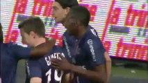 But Kevin GAMEIRO (62ème) - FC Lorient - Paris Saint-Germain (1-3) - saison 2012/2013