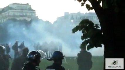 Une journée avec l'extrême droite française aux Invalides