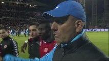 Interview de fin de match : Olympique de Marseille - Stade de Reims - saison 2012/2013