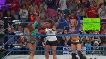 Impact Wrestling 5-9-13 Velvet Sky & Mickie James Vs. Tara & Gail Kim