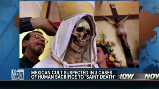Mexican Cult Murder Children in Occult Human Sacrifice Ritua