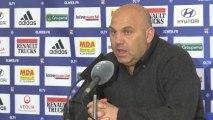 Antonetti fait le bilan de la saison du Stade Rennais