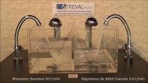 [Economie d'eau] Economiseur d'eau 3.4 L/min pour salle de bain