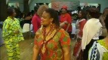 Les femmes patriotes ivoiriennes de France se défoulent- Soirée d'hommage du 25 mai 2013
