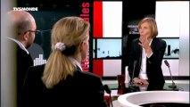 Marielle de Sarnez, invitée d'Internationales sur TV5 Monde - 260513