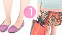 5 Outfits in 60 Seconds - 5 Outfit Ideas in 60 Seconds: What to Wear to Brunch This Weekend