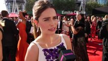 Red Carpet Roundup - Emmys 2012 Celebrity Red Carpet Report: How Stars Like Tina Fey, Get Ready for Emmy Night