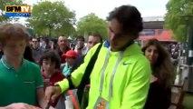 Roland-Garros: Nadal, l'idole des jeunes - 27/05