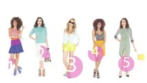 5 Outfits in 60 Seconds - 5 Summer Date-Night Outfit Ideas in 60 Seconds