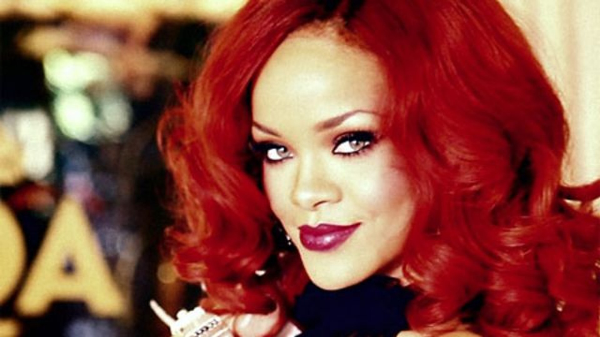 Glamour Cover Shoots - Rihanna Video: Go Behind the Scenes at Her Glamour September 2011 Cover Shoot