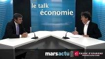 Le talk économie Marsactu : Loïc Fauchille, directeur général de l'Hotel Sofitel Vieux-port