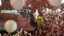 Durante un concierto Harry Styles pierde su cadena en un concierto en Madrid