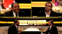 TELEBRUXELLES EMISSION L'INTERVIEW AVEC FABRICE GROFILLEY DU 16.05.2013 - Sénateur BERTIN MAMPAKA (CDH)