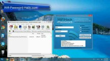 Mot de passe Wifi Hack June - July 2013 Update - logiciel pirate facile [France seulement]