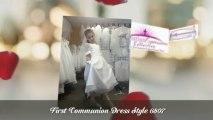 First Communion Dresses, First Communion Veils in Massachuetts, Rhode Island, Connecticut