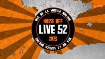 NOISE OFF LIVE 52 - Día de la Música Online (2013)