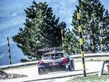 Répétition générale au Mont Ventoux pour Sebastien Loeb avant Pikes Peak