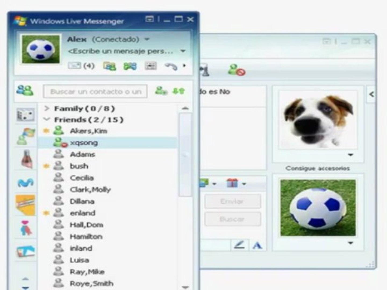 TÉLÉCHARGER MSN MESSENGER7.5 GRATUITEMENT