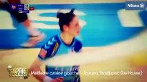 Nuit du Handball 2013 - Jovana Stoiljkovic élue meilleure arrière gauche