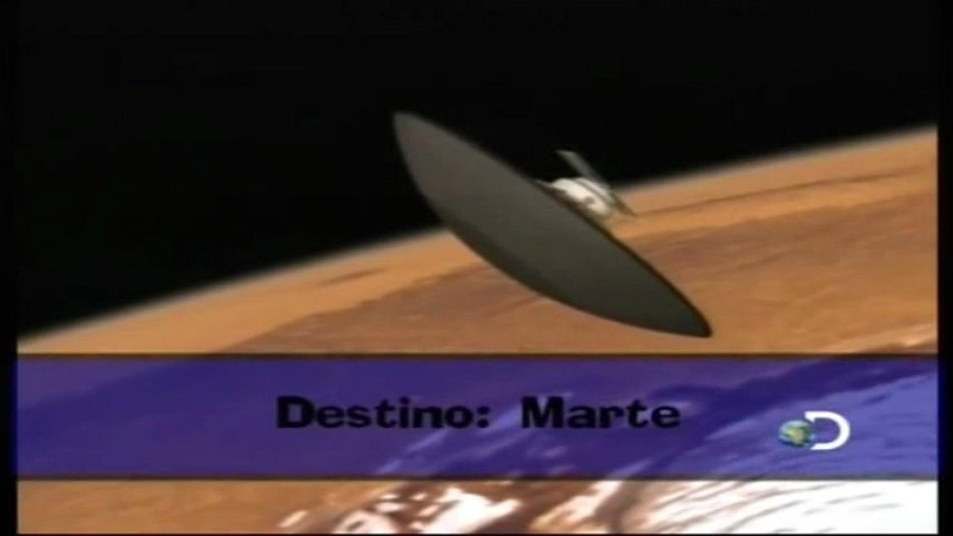 Discovery na Escola - Destino Marte [Discovery Channel]