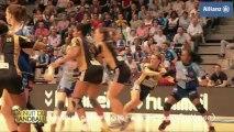 Nuit du Handball 2013 - Ana De Sousa élue meilleure arrière droite