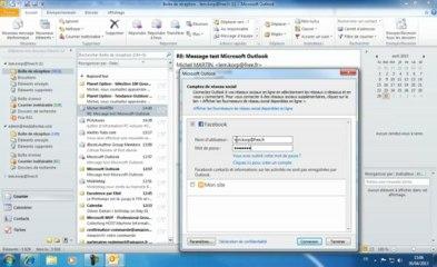 Outlook 2010 | Le volet personnes