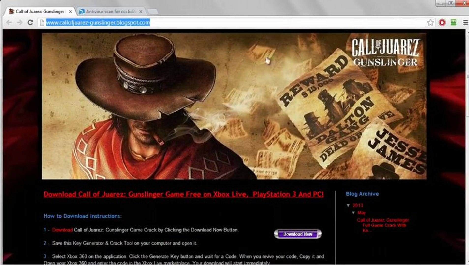 Crack For Call of Juarez: Gunslinger Free Download Full Game