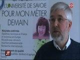 Quel avenir pour l'Université de Savoie ?