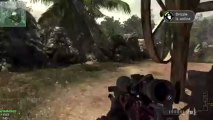 MW3 Glitches/Tricks - NEW levitation/invisible Barrier Glitch on Village!