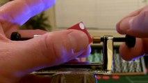 Dice Control: Unbalanced Dice Part 1 : Bad Dice In Las Vegas Casinos, MUST SEE!!!