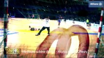 Nuit du Handball 2013 - Marta Lopez élue meilleure ailière droite