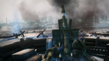"""Company of Heroes 2 - """"Above the Battlefield""""-Trailer"""