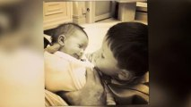 Proud Mum Coleen Rooney Shares Loving Snap of Her Two Boys Kai and Klay