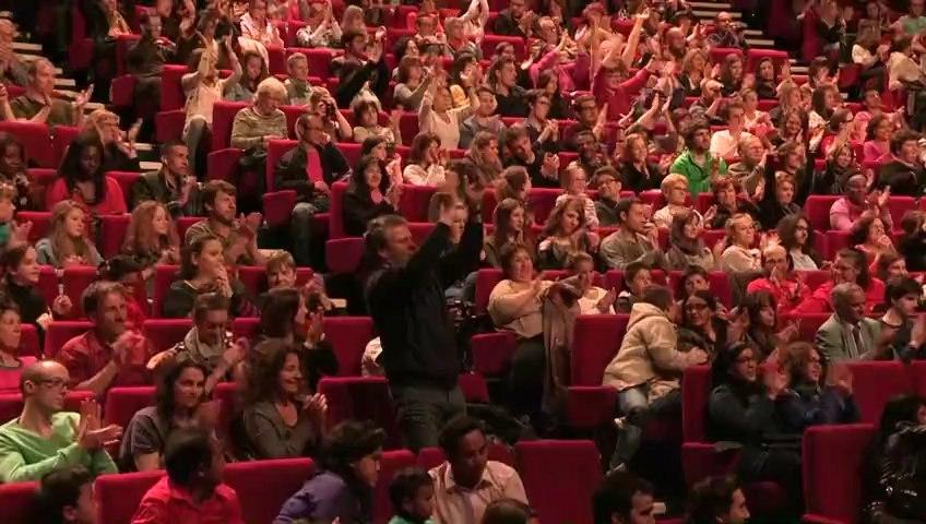 UPEC : Les coulisses du Festival Folies Douces 2013 : soirée danse et arts du cirque
