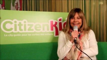 Chantal Goya chez CitizenKid