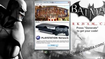 BioShock- Infinite - how to get Season Pass codes for free- - Generator!