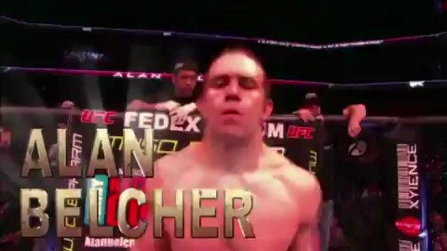 MMA: Alan Belcher Highlight Reel