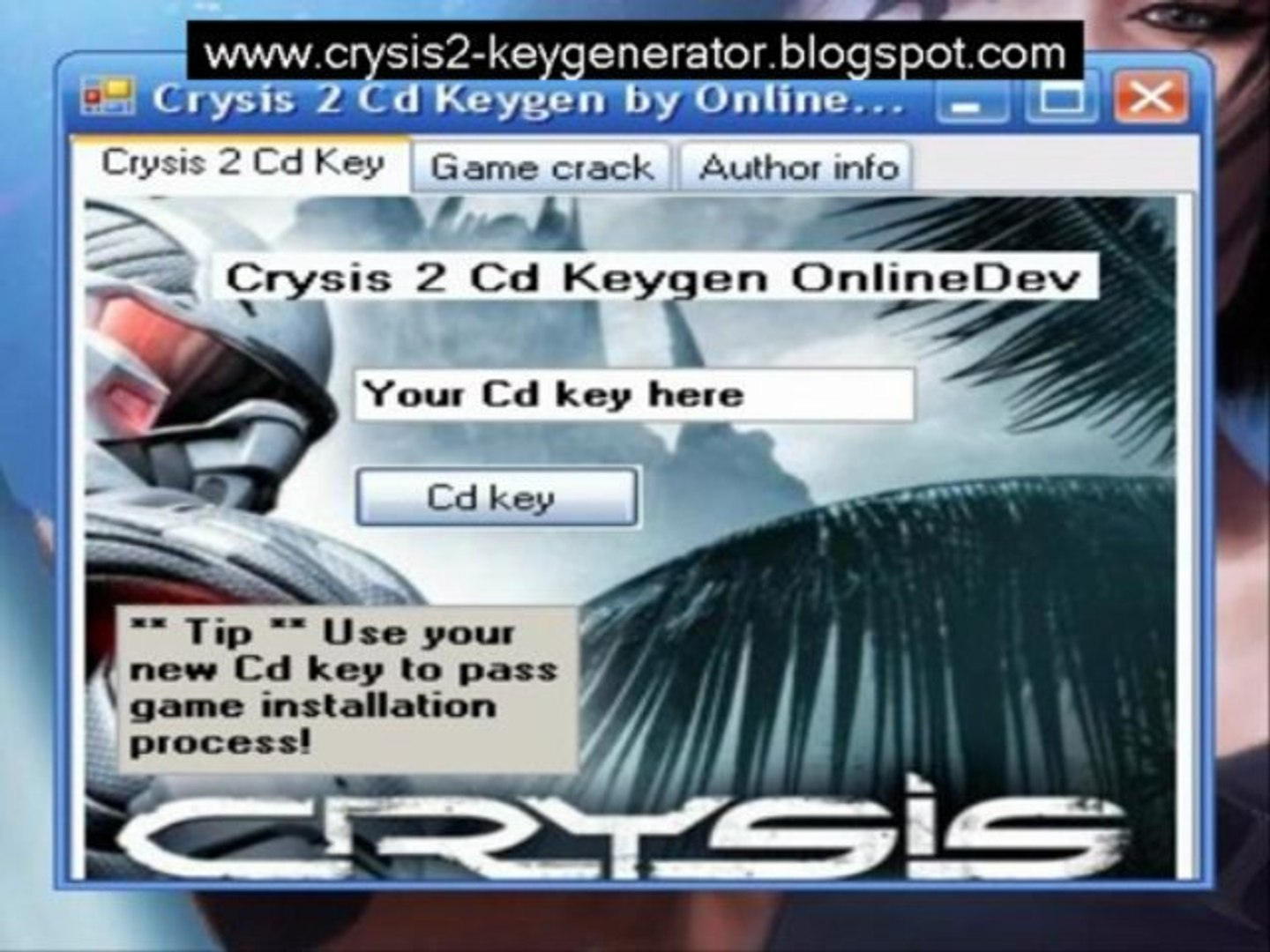 Crysis 2 Serial Key Pc Xbox Ps3 Video Dailymotion