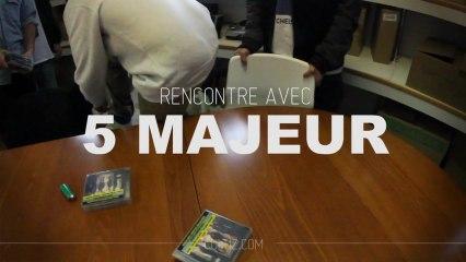 """5 MAJEUR - Rencontre autour de """"Variations"""""""
