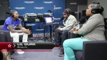 Lil Durk Talks Signing To French Montana's Coke Boys On Sway In The Morning!